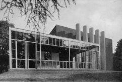 Pabellón de la prensa, 5ª Trienal de Milán (1933)