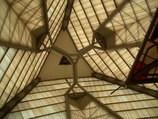 Frank Lloyd Wright. Sinagoga Beth Sholom.6.jpg