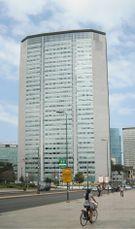 Torre Pirelli, Milán (1955-1958), junto con Pier Luigi Nervi y de Arturo Danusso