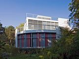 Casa Mees, Hillebrandt, Wyburg, La Haya (1935-1939)