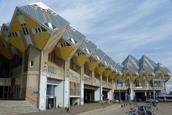 Rotterdam Cube House street view.jpg