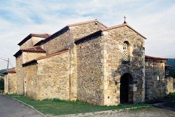 Imagen exterior del templo