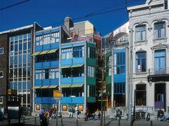Casa Hubertus, Ámsterdam (1973-1978)