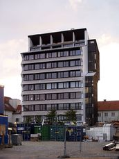 Centro Hammershøj, Helsingør (1962–1966)