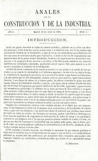Anales de la Construcción y de la Industria, nº1, 1876.jpg