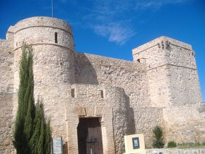 Castillo de Santiago de Sanlúcar de Barrameda.