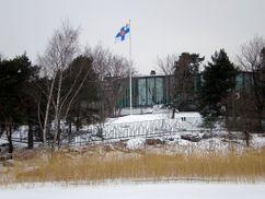 Mäntyniemi, residencia del Presidente de Finlandia en Helsinki (1984–1993)