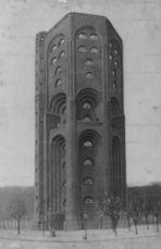 Deposito de agua en Poznan (1911)
