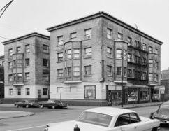 Apartamentos Francis, Chicago (1895)