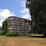 Garden Building, St Hilda's College, Oxford (1968-1970)