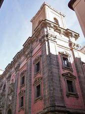 Aspecto de la fachada
