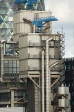 London - Lloyd's building - View from The Monument (5026764705).jpg