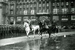 Desfile de la Victoria en 1945