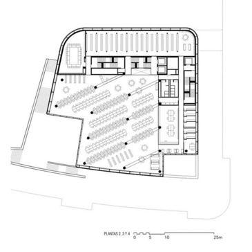 Rafael Moneo.Biblioteca de Deusto.planos3.jpg