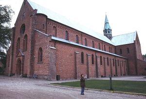 Iglesia del monasterio de Sorø