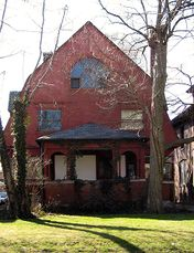 Casa Warren McArthur, Chicago (1892)