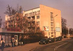 Edificio plurifamiliar en el WuWa, Breslavia, Polonia (1925-1928)