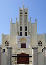 Colegio y capilla de la Asunción, Málaga (1939-1955) con F. Alonso Martos