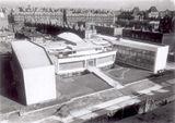 Dispensario antituberculoso en Finsbury, Londres (1935-1938)