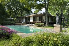 Casa Edward y Markell Brooks, Orono (1960)