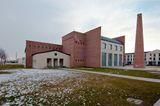 Nuevo Ayuntamiento, Borgoricco, Italia. (1983)