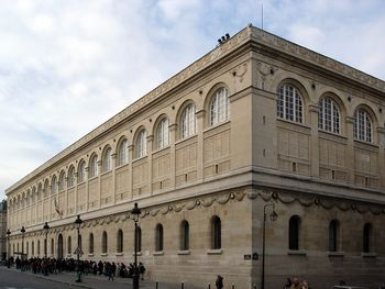 Biblioteca de Santa Genoveva, París