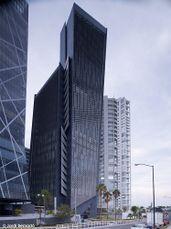 Torre de oficinas Cube II, Guadalajara (México) (2009-2014)