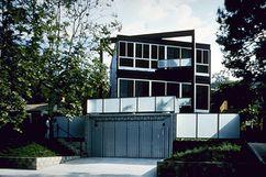 Casa Schwartz, 444 Sycamore Road, Santa Monica (1996)