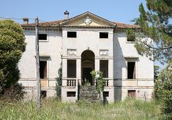 Villa Forni Cerato, Montecchio Precalcino (1565-1576)
