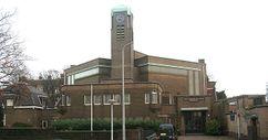 Iglesia de Cristo Científico, La Haya (1925-1926)