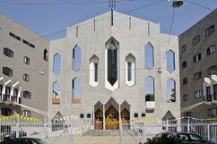 Iglesia de San Francesco in Fopponino, Milán (1961-1964)