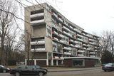 Edificio de 67 viviendas en la Interbau, Berlín (1957)