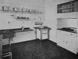 Jacobus Johannes Pieter Oud.5 viviendas en hilera. Weissenhof.8.jpg