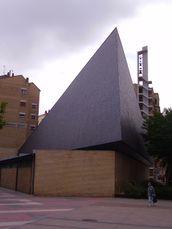 Iglesia de Nuestra Señora de Los Ángeles, Vitoria (1957-1960)