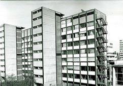 Faculta de Filosofía, Fráncfort (1959-1960)