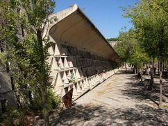 Cementerio de Igualada (1985-1991), junto con Enric Miralles.