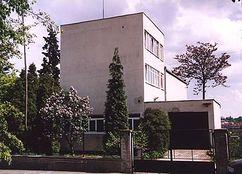 Villa Marek, Praga (1931-1932)
