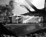 CSH #23-B (Triad), (Vivienda B de un grupo de tres viviendas) de Killingsworth, Brady, Smith & Assoc., Los Ángeles (1960-1961)