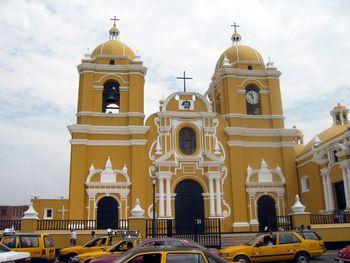 Catedral de Trujillo.