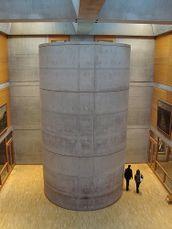 Louis Kahn.Centro de Arte Británico de Yale.6.jpg