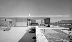 Casa Lanaras, Anavyssos, Grecia (1961-1963)
