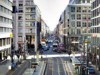Vista de Friedrichstraße.