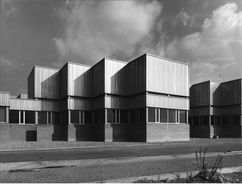 Centro Técnico Seat, Martorell (1973)