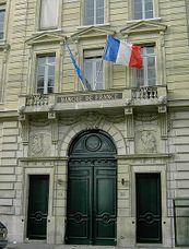 Hotel de Toulouse, la actual sede del Banco de Francia, París (1635)