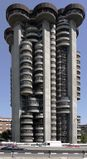 Torres Blancas, Madrid (1961-1969)