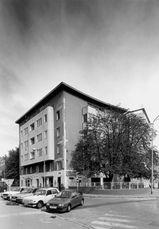 Edificio de apartamentos en la calle Černopolní, Brno (1929)