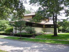Casa Frank B. Henderson, Elmhurst, EE. UU.(1901)