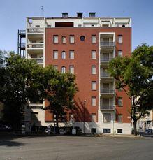 Casa Marmont, Milán (1933-1934)