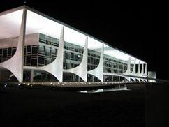 Palacio de Planalto, Brasilia (1958-1960)