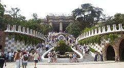 Parque Güell, Barcelona (1900–1914)